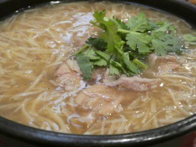 嵐にしやがれmemo Mattさん「台湾グルメデスマッチ『台湾麺線』台湾麺」