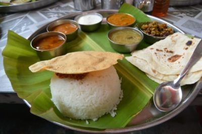王様のブランチmemo MY BEST カレー「立川志らくさん『とら屋食堂』南インドのミールスが食べられる名店」